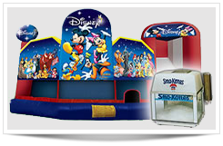 Sacramento Party Rental Bounce House and Event Planning